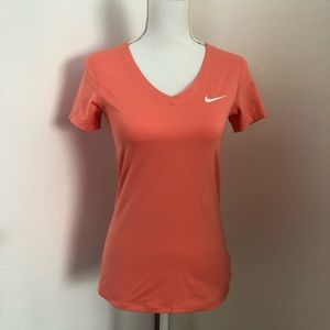 Nike Pink Dri-Fit Top